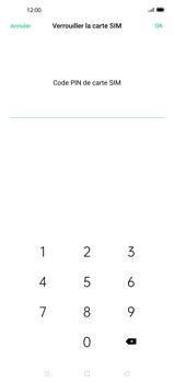 Oppo Find X2 - Prise en main - Comment activer un code SIM - Étape 8