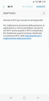 Samsung Galaxy S8 - WiFi - Configurazione WiFi - Fase 6