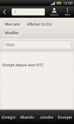 HTC C525u One SV - E-mail - envoyer un e-mail - Étape 7