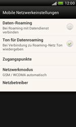 HTC Desire X - Ausland - Im Ausland surfen – Datenroaming - 0 / 0