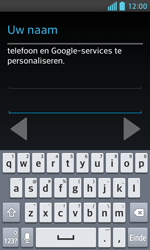 LG E460 Optimus L5 II - apps - account instellen - stap 7