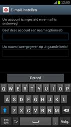 Samsung I9300 Galaxy S III - e-mail - handmatig instellen - stap 14