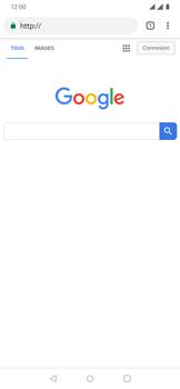 OnePlus 7 - Internet et connexion - Naviguer sur internet - Étape 8