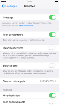Apple iPhone 7 Plus - MMS - probleem met ontvangen - Stap 10