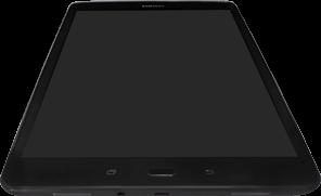 Samsung Galaxy Tab A - Premiers pas - Découvrir les touches principales - Étape 5