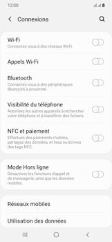 Samsung Galaxy A20e - Réseau - utilisation à l'étranger - Étape 8