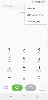 Samsung Galaxy S9 - Anrufe - Anrufe blockieren - 1 / 1