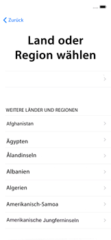 Apple iPhone X - iOS 11 - Persönliche Einstellungen von einem alten iPhone übertragen - 2 / 2