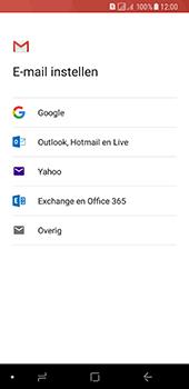 Samsung Galaxy A8 (2018) - E-mail - handmatig instellen (gmail) - Stap 8