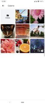 Sony Xperia 10 Plus - MMS - Erstellen und senden - Schritt 17