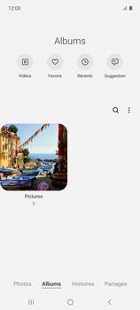 Samsung Galaxy A51 5G - Photos, vidéos, musique - Envoyer une photo via Bluetooth - Étape 6