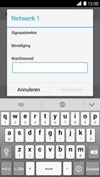 Huawei Ascend G6 - WiFi - Handmatig instellen - Stap 8