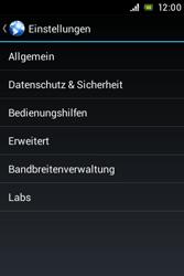 Sony Xperia E - Internet - Manuelle Konfiguration - Schritt 23