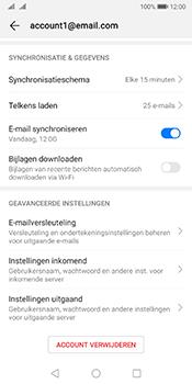 Huawei mate-10-pro-dual-sim-model-bla-l29-android-pie - E-mail - Instellingen KPNMail controleren - Stap 15
