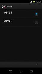 Sony C1905 Xperia M - Internet - Manual configuration - Step 18