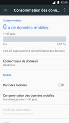Nokia 3 - Internet et roaming de données - Comment vérifier que la connexion des données est activée - Étape 5