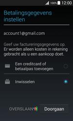 Samsung Galaxy J1 (SM-J100H) - Applicaties - Account aanmaken - Stap 20