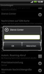 HTC A9191 Desire HD - SMS - Manuelle Konfiguration - Schritt 7
