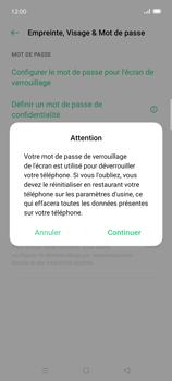 Oppo Find X2 Lite - Sécuriser votre mobile - Activer le code de verrouillage - Étape 6