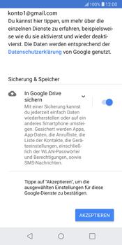 LG G6 - Android Oreo - E-Mail - Konto einrichten (gmail) - Schritt 13