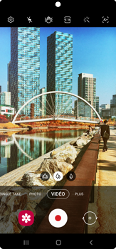 Samsung Galaxy Note20 Ultra 5G - Photos, vidéos, musique - Créer une vidéo - Étape 12