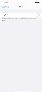 Apple iPhone 11 - iOS 14 - WiFi - WiFi configuration - Step 4