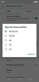 Wiko View 2 Plus - Réseau - activer 4G - Étape 8