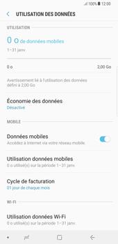 Samsung Galaxy S8 Plus - Android Oreo - Internet et roaming de données - Configuration manuelle - Étape 6
