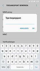Samsung G930 Galaxy S7 - Android Nougat - MMS - Handmatig instellen - Stap 12