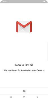 Samsung Galaxy Note9 - Android Pie - E-Mail - 032a. Email wizard - Gmail - Schritt 4