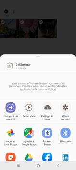 Samsung Galaxy A51 - Photos, vidéos, musique - Envoyer une photo via Bluetooth - Étape 11