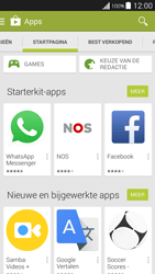 Samsung G531F Galaxy Grand Prime VE - apps - app store gebruiken - stap 5