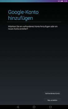Huawei MediaPad T1 (10.0) LTE - E-Mail - Konto einrichten (gmail) - Schritt 8