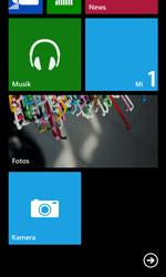 Nokia Lumia 635 - Startanleitung - Personalisieren der Startseite - Schritt 9