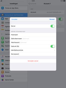 Apple ipad-air-met-ios-11-model-a1475 - E-mail - Instellingen KPNMail controleren - Stap 18