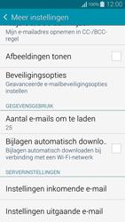 Samsung Galaxy S5 mini 4G (SM-G800F) - E-mail - Instellingen KPNMail controleren - Stap 12
