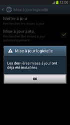 Samsung Galaxy S III LTE - Logiciels - Installation de mises à jour - Étape 12
