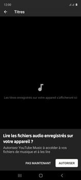 Samsung Galaxy A51 - Photos, vidéos, musique - Ecouter de la musique - Étape 6
