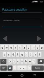 Sony Xperia Z2 - Apps - Konto anlegen und einrichten - Schritt 11