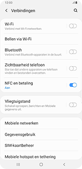 Samsung galaxy-s9-plus-sm-g965f-android-pie - Internet - Handmatig instellen - Stap 7