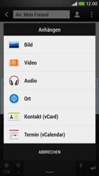 HTC Desire 601 - MMS - Erstellen und senden - Schritt 16