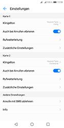 Huawei Y5 (2018) - Anrufe - Rufumleitungen setzen und löschen - Schritt 5