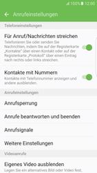 Samsung G925F Galaxy S6 edge - Android M - Anrufe - Rufumleitungen setzen und löschen - Schritt 6
