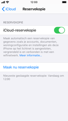 Apple iphone-se-met-ios-13-model-a1723 - Instellingen aanpassen - Back-up maken in je account - Stap 14