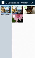Samsung J100H Galaxy J1 - MMS - Envoi d