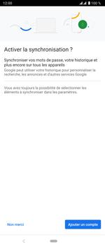 Sony Xperia 5 - Internet et roaming de données - Navigation sur Internet - Étape 5