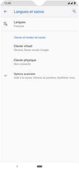 Nokia 7.2 - Prise en main - Comment ajouter une langue de clavier - Étape 6