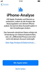 Apple iPhone 8 - iOS 11 - Persönliche Einstellungen von einem alten iPhone übertragen - 23 / 30