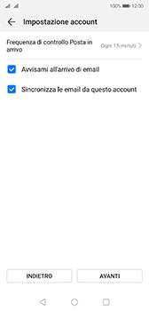 Huawei P20 - Android Pie - E-mail - configurazione manuale - Fase 16