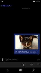 Microsoft Lumia 950 - MMS - afbeeldingen verzenden - Stap 15